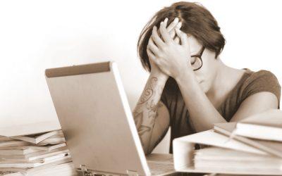 """Stress und Burnout nur """"trendy""""?"""